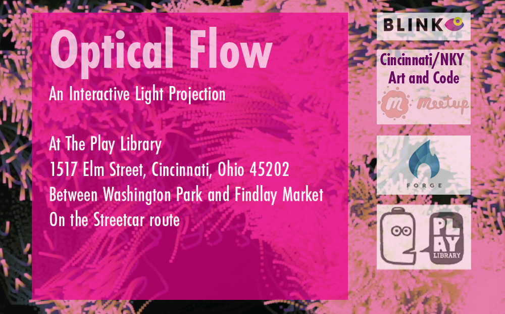 Blink Optical Flow