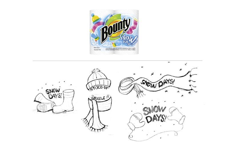 Bounty Snow Days